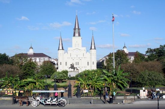 New Orleans City Bus Tour