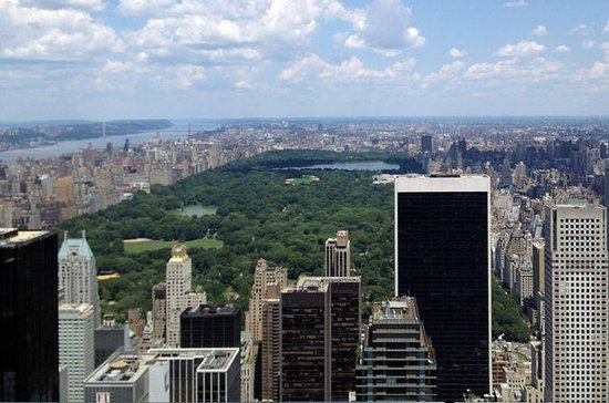 Nueva York: Observatorio Top of the...