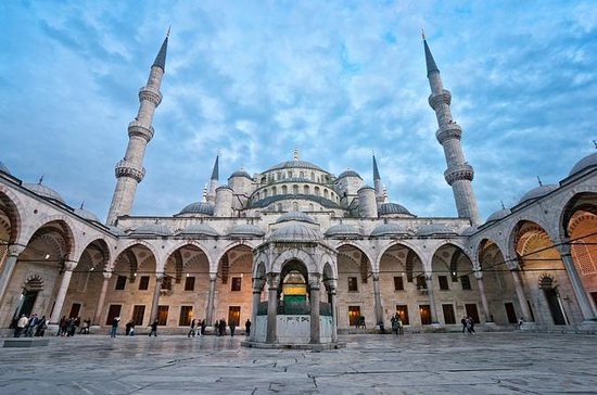 Istanbul 1-Day Private Tour: Blue Mosque, Hagia Sophia