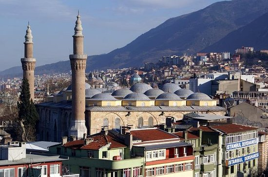 Private Tour: Bursa Day Trip from...