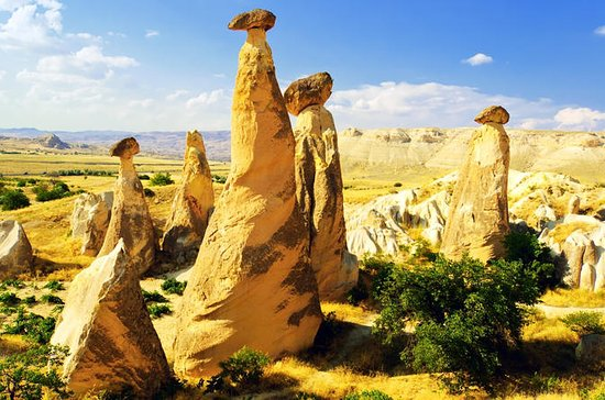 Cappadocia In One Day Small-Group Tour...