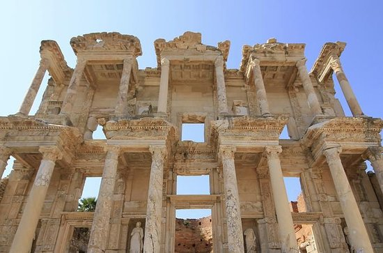 Private Tour: Ephesus and St. Mary's