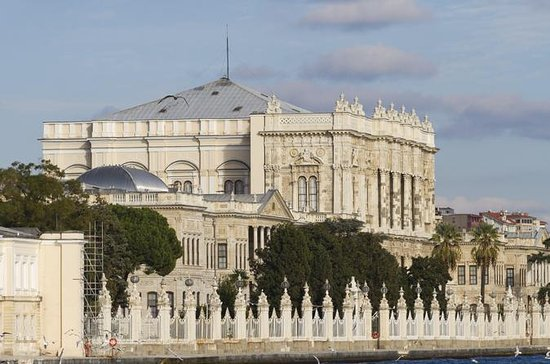 Istanbul Dolmabahce Palace Luxury...
