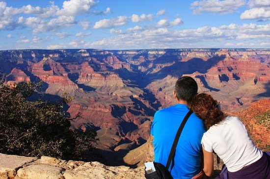 Grand Canyon South Rim - heldagstur...