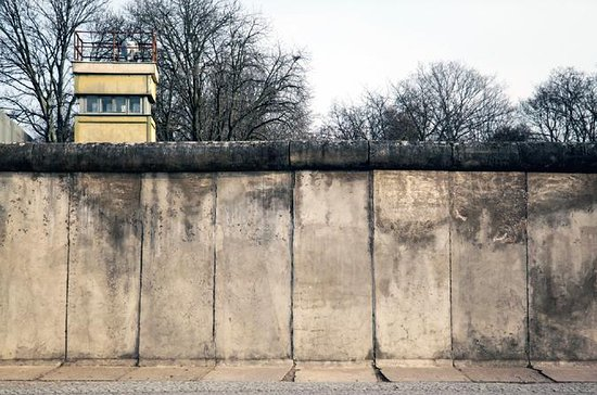 Berlin Wall Behind the Iron Curtain...