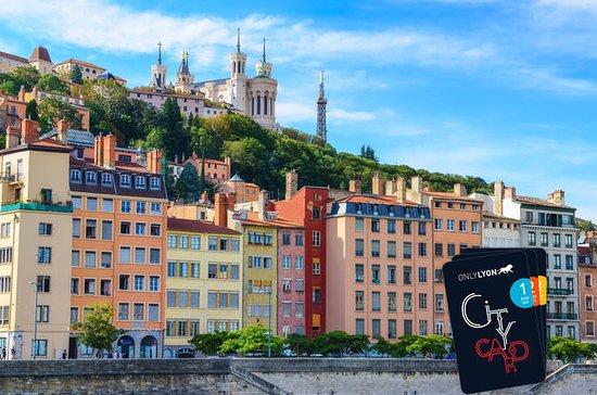 Cartão da Cidade de Lyon
