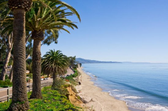 Santa Barbara, Solvang, Hearst Castle Tour from Los Angeles