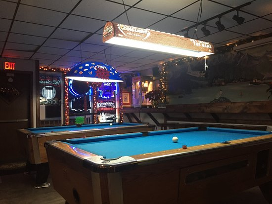 Awesome Bar and Pool Table
