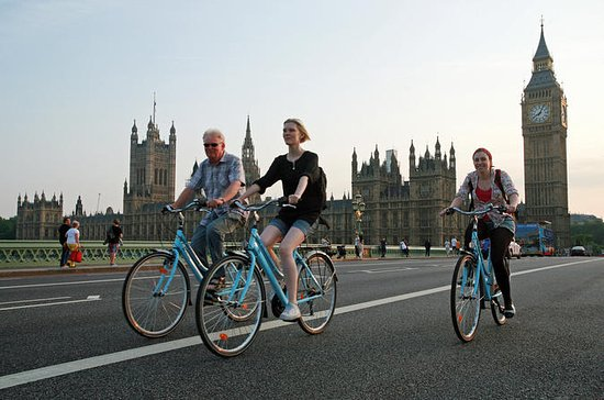 Classic London Bike Tour of Central...