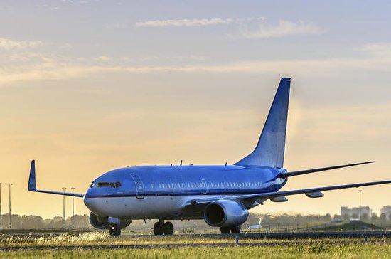Servicio continuo de traslado para llegadas al aeropuerto de Barcelona