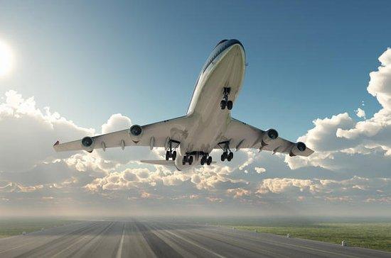 Luchthaven van Madrid - pendeldienst bij vertrek