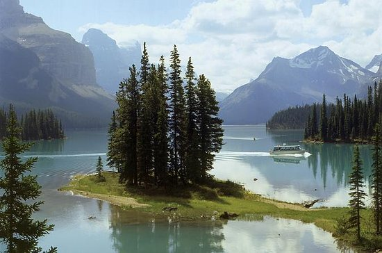 Jasper National Park Tour: Maligne...