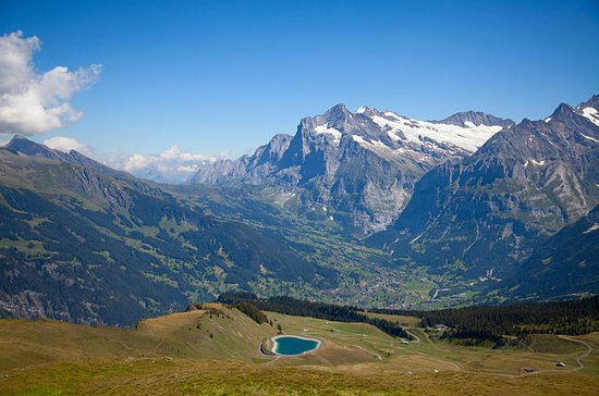 Jungfrau Tour with Grindelwald and