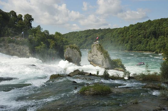Rhine Falls with Boat Option, Plus...