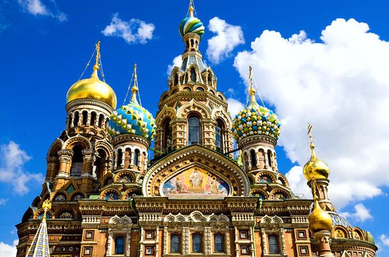 Russian Art Walking Tour of St