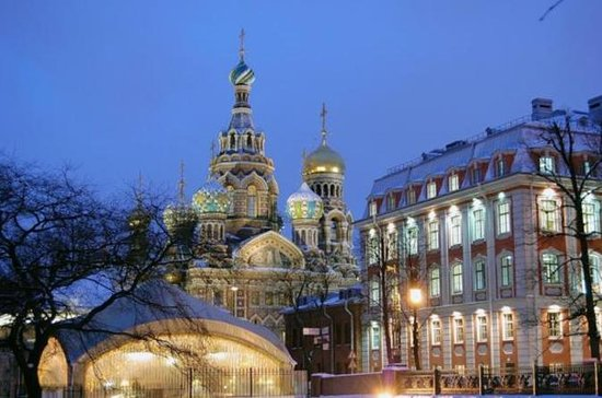 Grand Tour of St. Petersburg