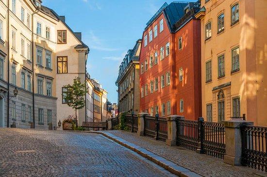 Recorrido a pie por Gamla Stan de Estocolmo