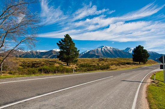 Queenstown nach Christchurch via ...