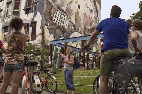 Tour in bicicletta della Berlino moderna incluso Kreuzberg e
