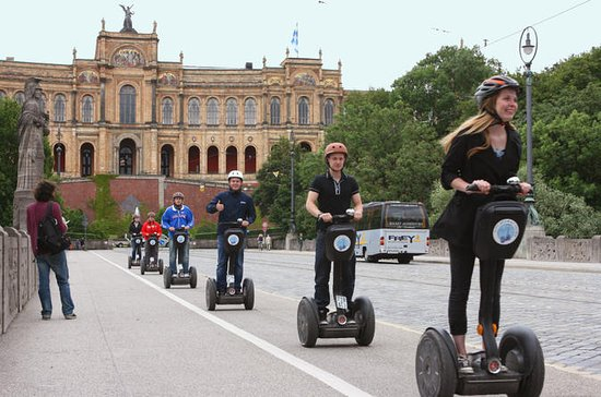 Private Tour: Munich Segway Tour...