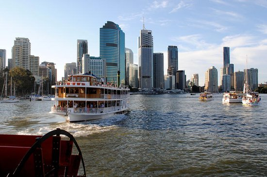 Lunchcruise op Brisbane River