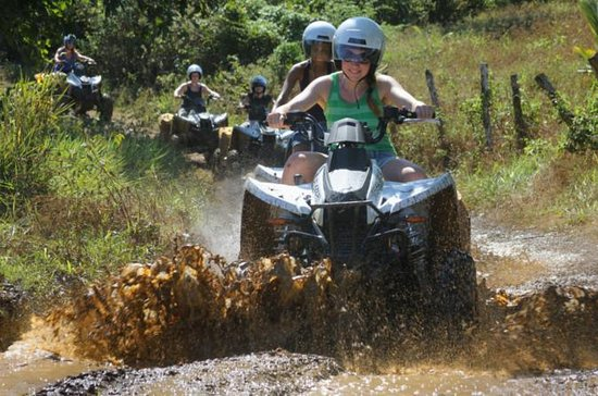 Jamaican ATV Off-Road Adventure in ...