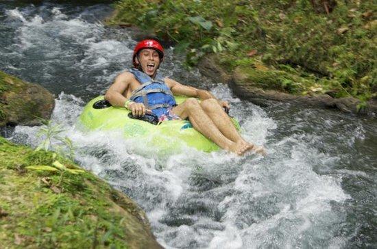 Safari de tubing en la selva