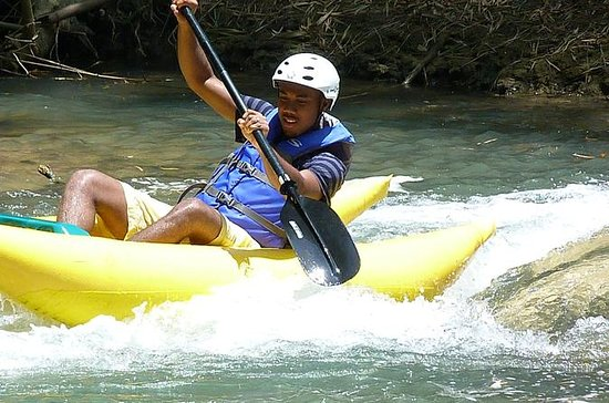 Jamaica Great River Zipline and Kayak