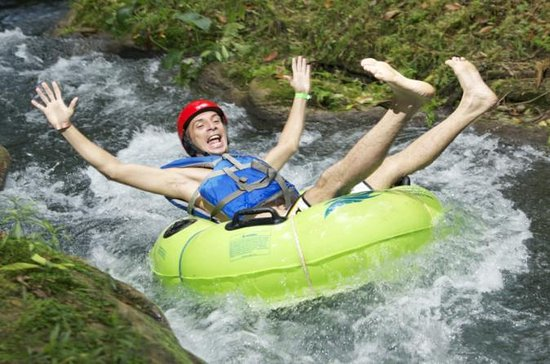 Safari de tubing en White River...
