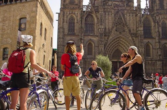 Barcelona Half-Day Bike Tour (234156596)