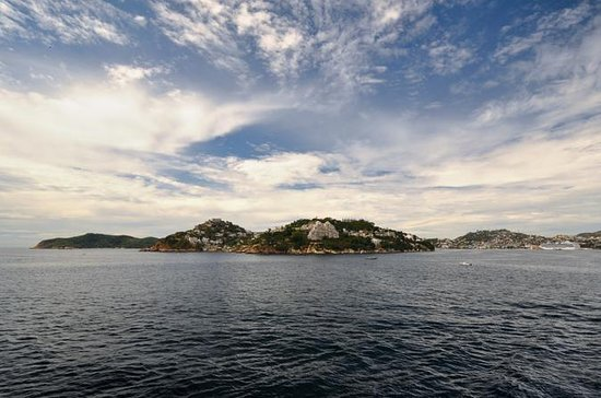 Coyuca Lagoon Tour i Acapulco
