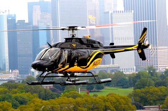 New York Helicopter Flight: Grand...