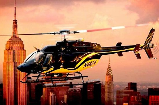 New York Manhattan Scenic Helicopter...