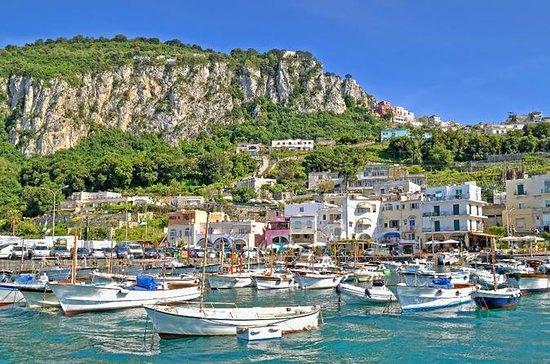 2 noches en Capri con transporte...