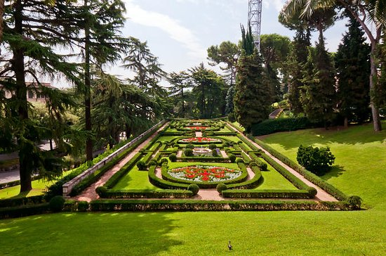 Vatican Gardens and Museums Tour