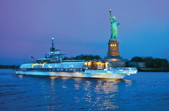 New York City Skyline Bateaux New...