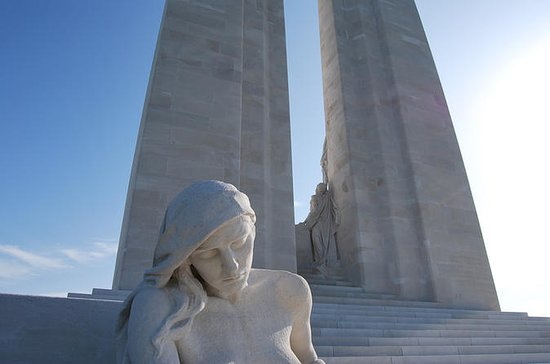 Arras, Vimy Ridge WWI Battlefields...