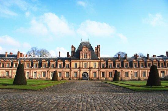 Chateau de Fontainebleau Admission...