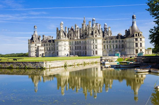 Private Tour: Loire Valley Castles...