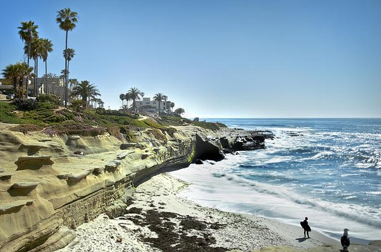 La Jolla & San Diego Beaches Tour