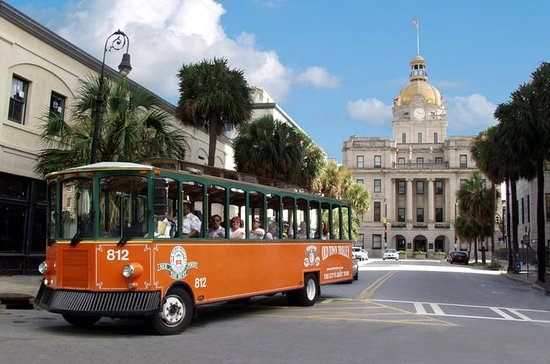 Savannah Hop-on Hop-off Tour du...