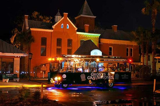 Haunted Trolley Tour of St. Augustine