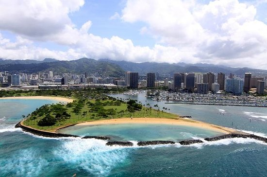 30-minute Oahu Helicopter Tour: Pali...