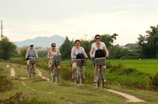 Visite de la campagne à vélo à HoiAn...