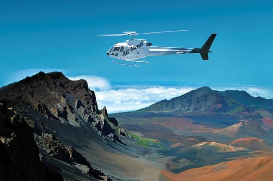 Maui Helicopter Tour: Complete Island...