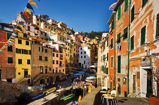 Florence to Cinque Terre Hiking Day...