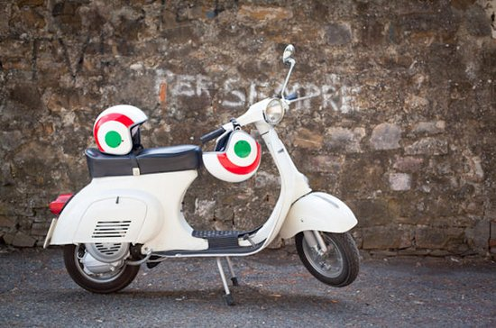 Florence and Tuscan Hills Vespa Tour...