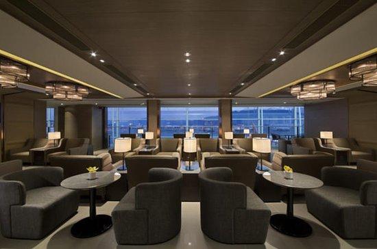 Hong Kong Airport Plaza Premium Lounge Pass