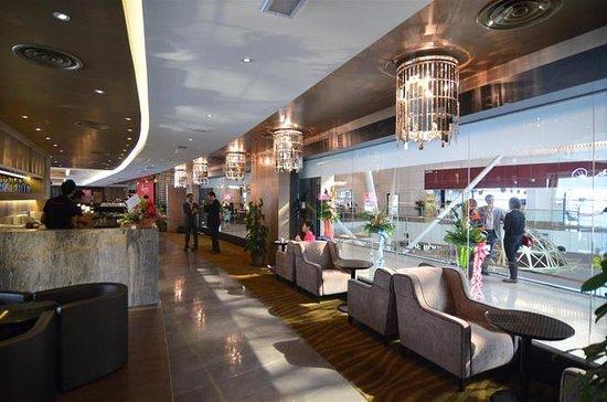 Sala Plaza Premium Lounge del...