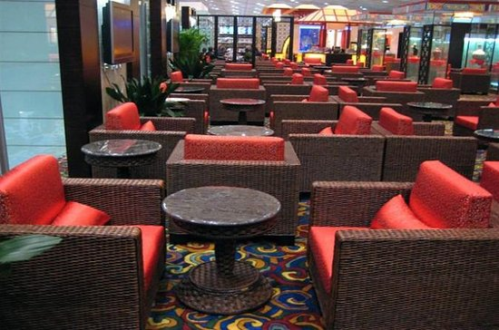 Sala VIP BGS Premier Lounge del aeropuerto internacional de la...